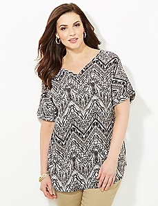 Opposites Attract Blouse