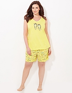 Summer Slumber Pajama Set