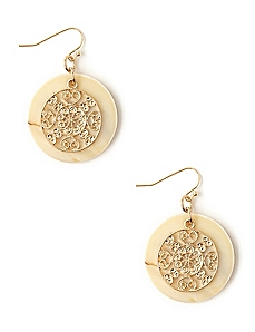 Enchantress Shell Earrings