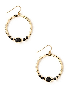 Twist Of Fate Earrings