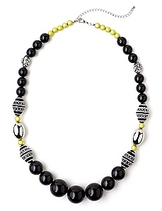 Tribal Terrain Necklace