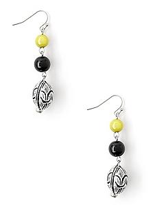 Tribal Terrain Earrings