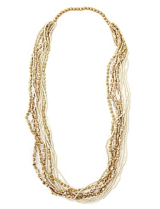 Neptunian Strands Necklace