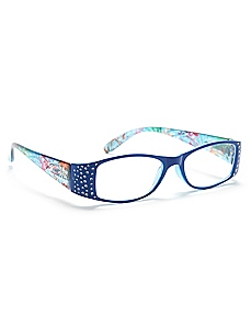 Palm Paradise Reading Glasses