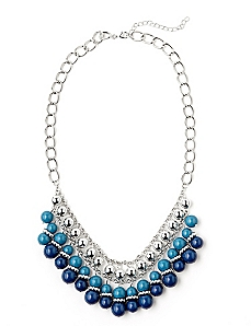 Balance Ball Statement Necklace