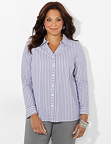 Several Stripe Non-Iron Shirt