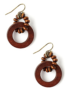 Woodland Earrings