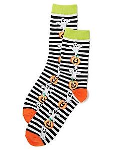 Halloween Happiness Socks