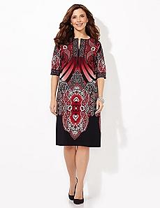 Metropolis Dress