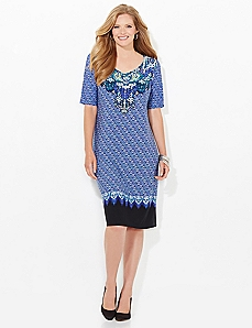 Menagerie Shift Dress