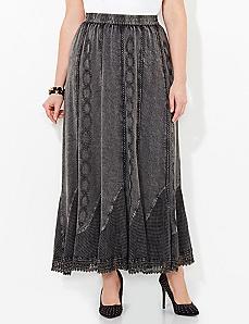 Fallen Fog Skirt