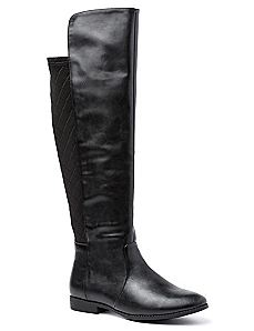 Quilted Over-The-Knee Boot