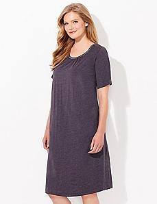 Shimmer Stitch Sleepshirt