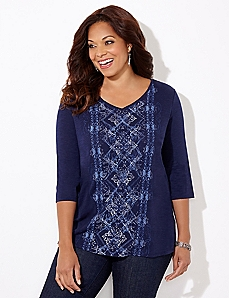 Coming & Going Top