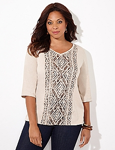 Tribal Tide Top