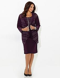Charmer Jacket Dress