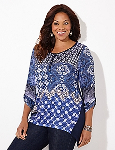 Picnic Patchwork Top