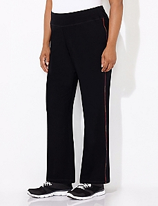 Ombre Stitch Yoga Pant