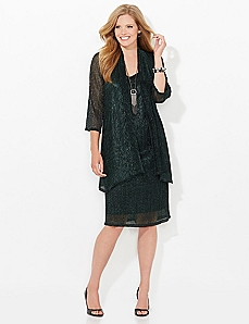 Glitz & Glam Jacket Dress