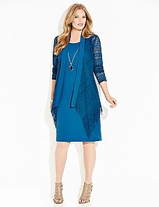 Florentina Jacket Dress