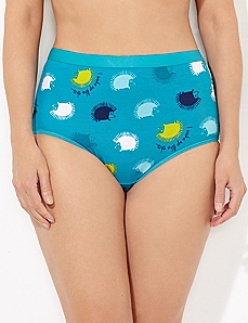 Hedgehog Cotton Full Brief