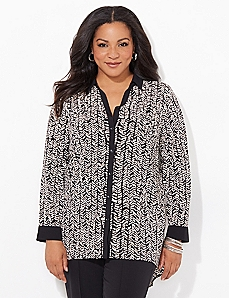 Poised Presence Blouse