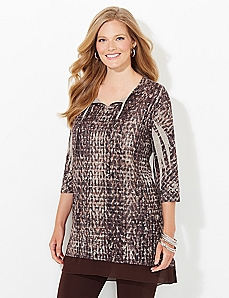 Hindsight Tunic