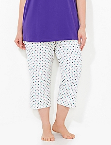 Beautysleep Dots Sleep Capri
