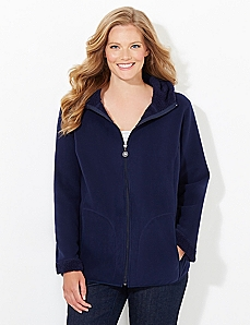 Soft Style Fleece Jacket