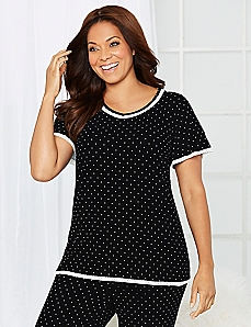 Dot Delight Sleep Tee