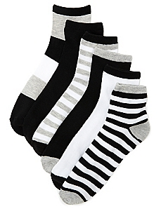 6-Pack Bold Basics Socks