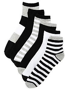 6-Pack Bold Basics Socks