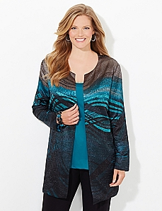 Wavepool Reversible Jacket