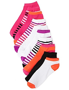 Pattern Prowess 10-Pack Socks