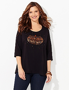 Party Pumpkin Tee