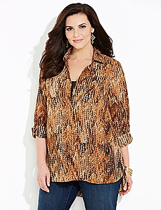 Tigerseye Blouse