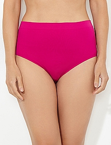 Pink Seamless Full Brief