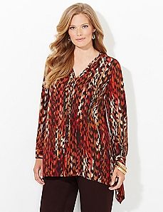 Fall Canopy Blouse