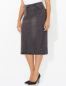 Denim Days Skirt