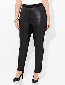 Sorrento Faux Leather Legging