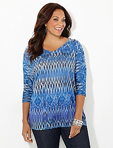 Icicle Interest Top