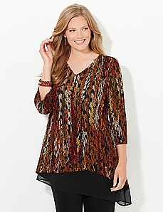 Feather Flow Top