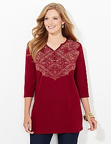 Maple Shade Tunic
