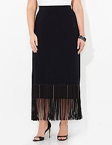 Fringe Fantasy Skirt