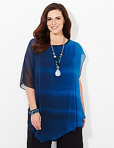 AnyWear Ocean Depths Top