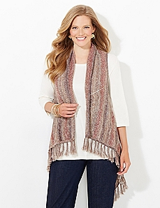 Canyon Stripe Vest