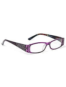 Pop Of Dot Reading Glasses