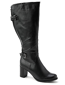 Heritage Heeled Boot