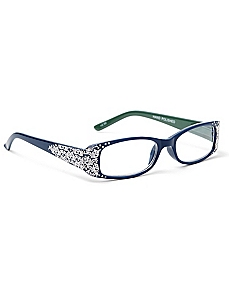 Shimmer Scroll Reading Glasses