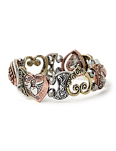 Pont Des Heart Bracelet